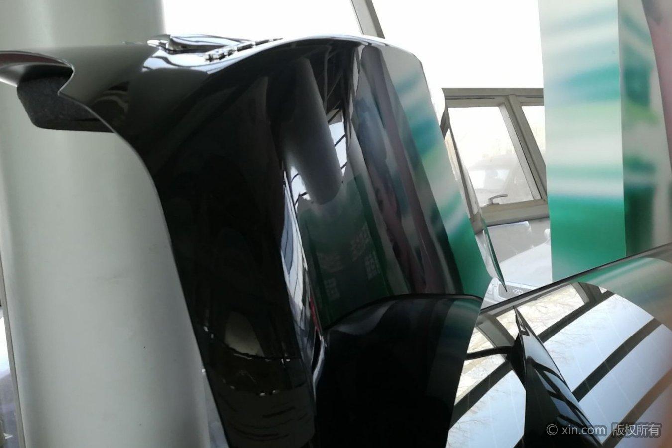 后备箱盖:普通喷漆图片