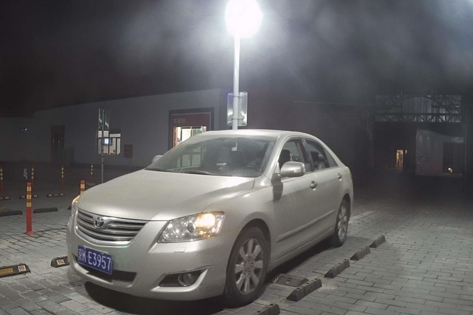 【北京】 丰田 凯美瑞 2006款 2.4 自动 240g豪华型( 灰色 )