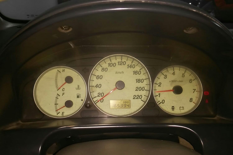 【天津】 海马 普力马 2006款 1.8 手动 gl标准型5座( 黄色 )