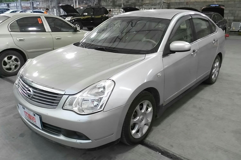 【深圳】日产 轩逸 2006款 2.0 自动 xl( 灰色 )