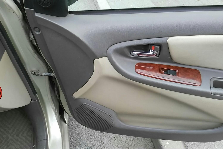 【北京】 丰田 威驰 2002款 1.5 自动 gl-i( 灰色 )