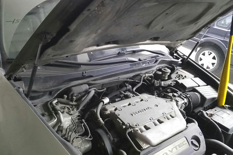 【北京】 本田 雅阁 2004款 3.0 自动 v6豪华型( 灰色 )图片