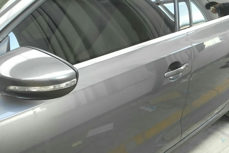 左前车身 渗油 发动机舱 后备箱盖内部 拆卸脱漆 右侧水箱框架 右侧